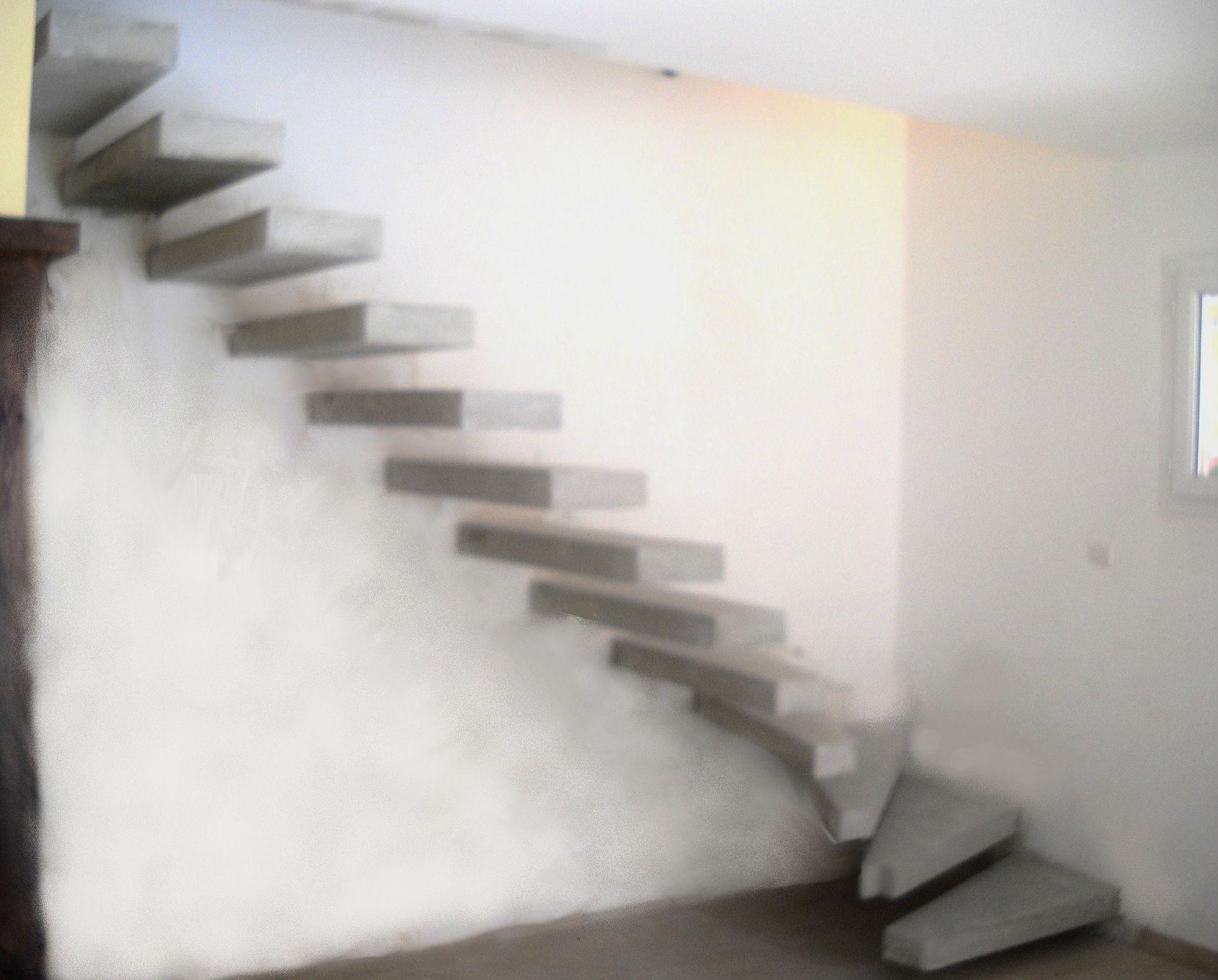 escalier beton brut peinture escalier beton interieur photo avec charmant peinture escalier. Black Bedroom Furniture Sets. Home Design Ideas